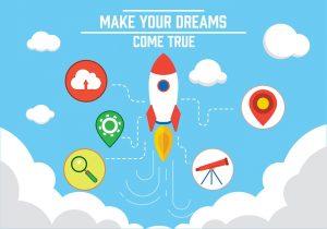 VISION BOARD - DARE 2 DREAM LEADERS INC