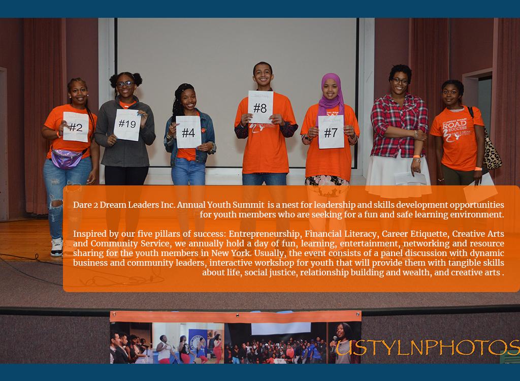 Youth Summit in Brooklyn NY